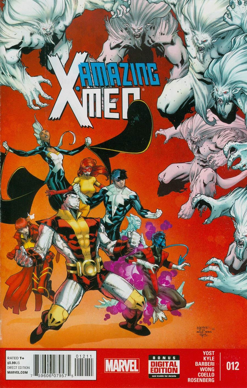 Amazing X-Men Vol 2 #12