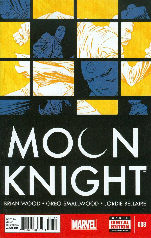 Moon Knight Vol 7 #8 Cover A Regular Declan Shalvey Cover