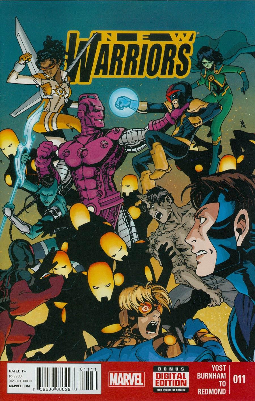 New Warriors Vol 5 #11