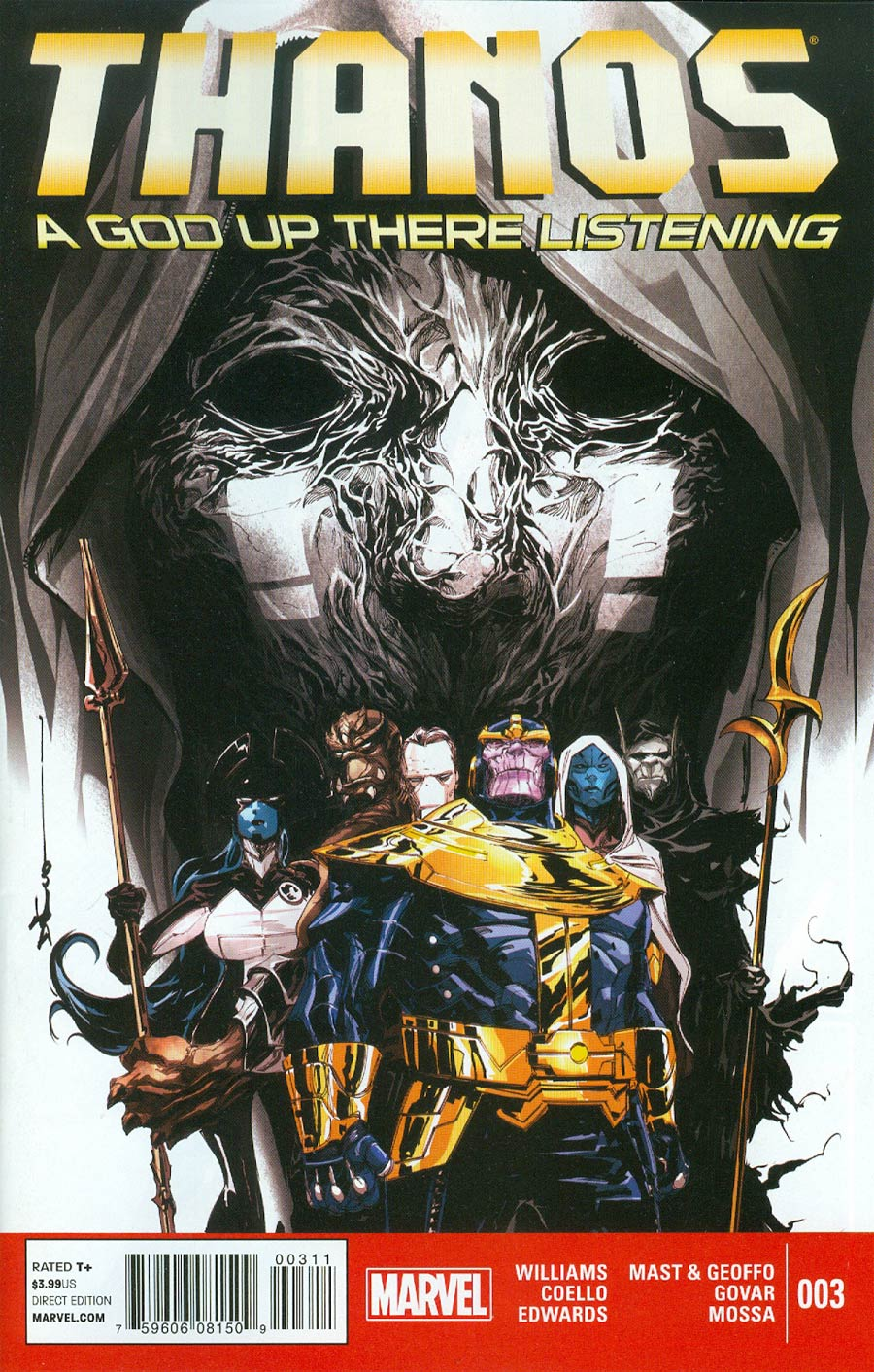 Thanos A God Up There Listening #3
