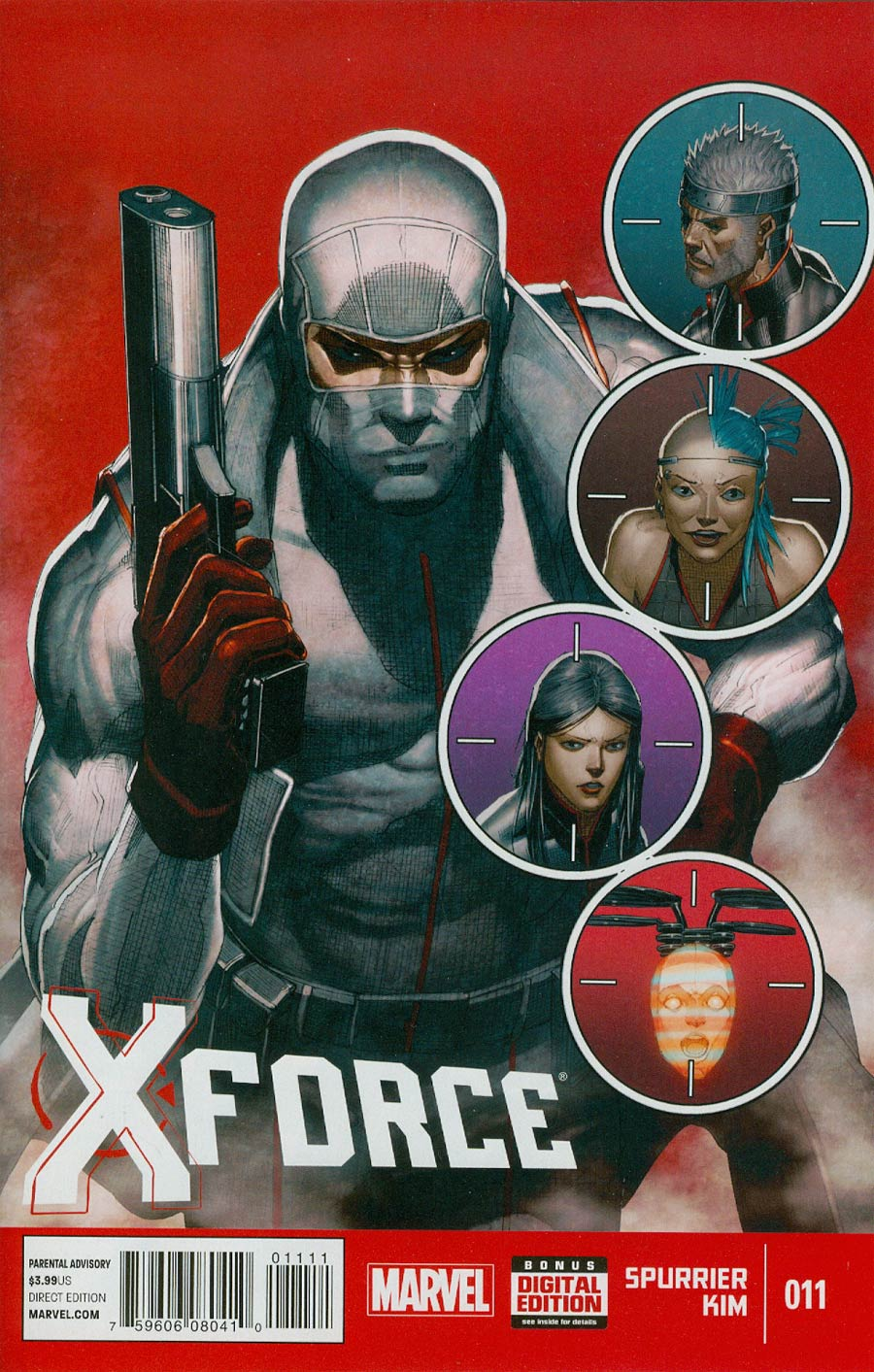 X-Force Vol 4 #11