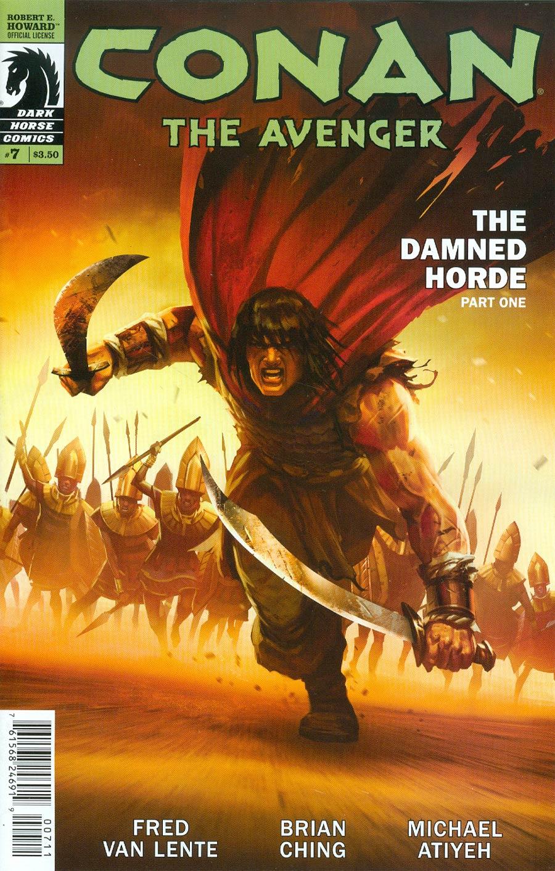 Conan The Avenger #7