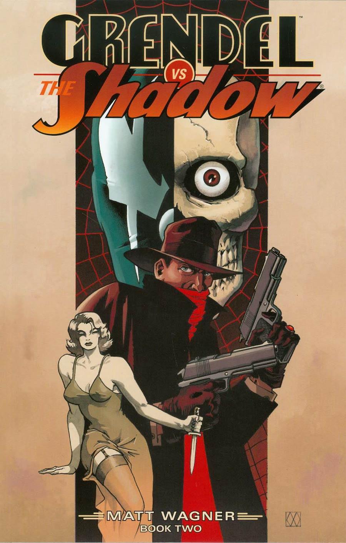 Grendel vs Shadow #2 Cover A Regular Matt Wagner Cover