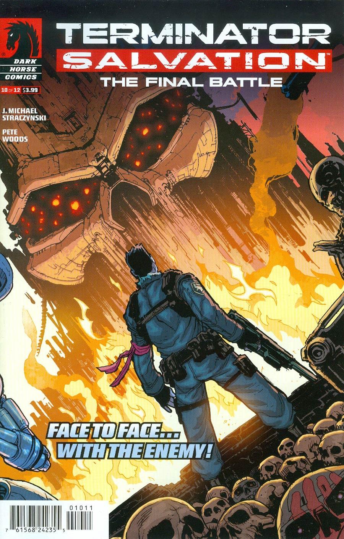 Terminator Salvation Final Battle #10