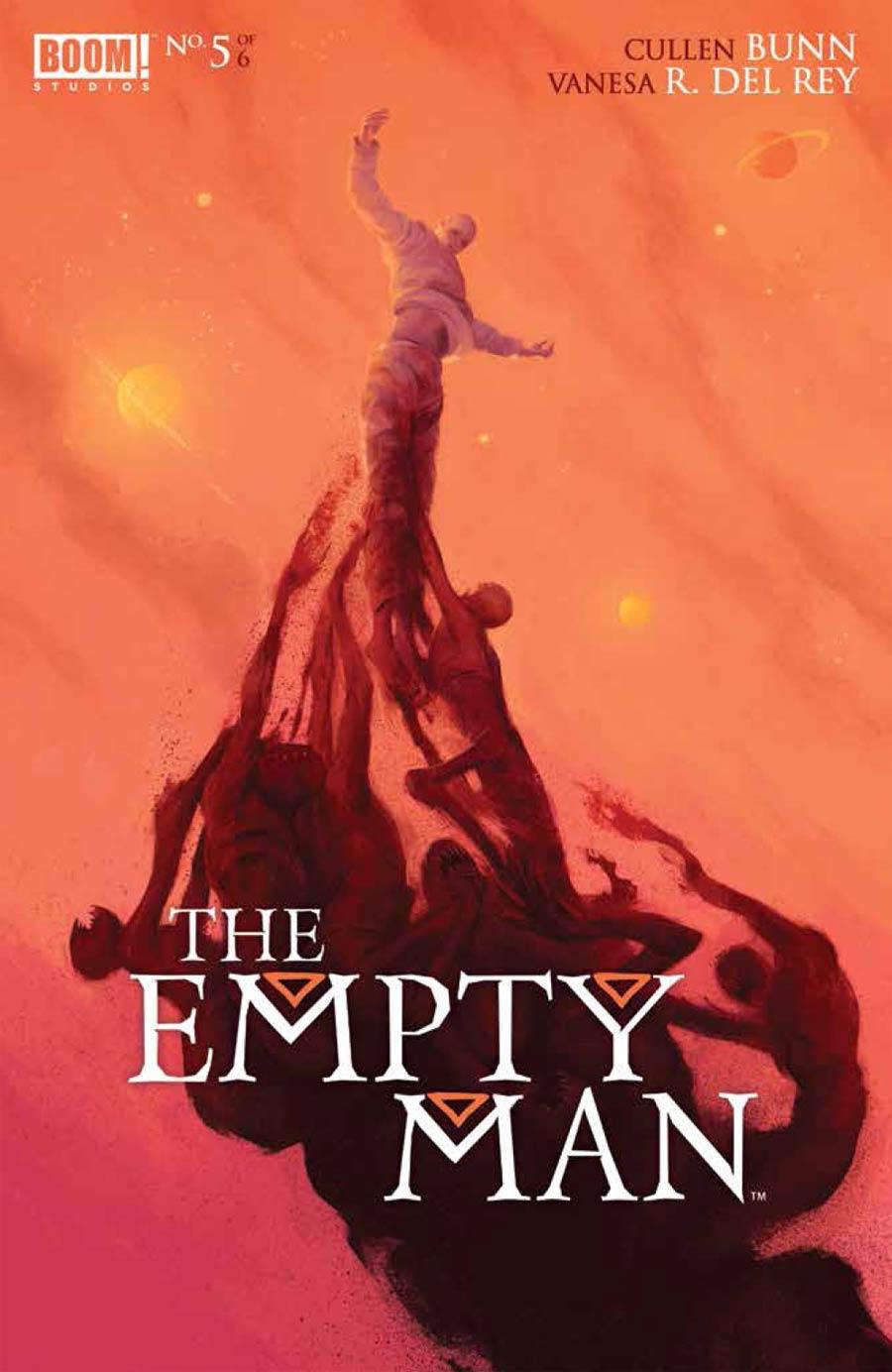 Empty Man #5