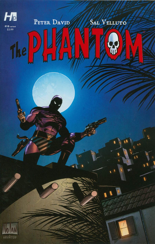 Phantom Vol 7 #1 Cover C Variant Graham Nolan Cover