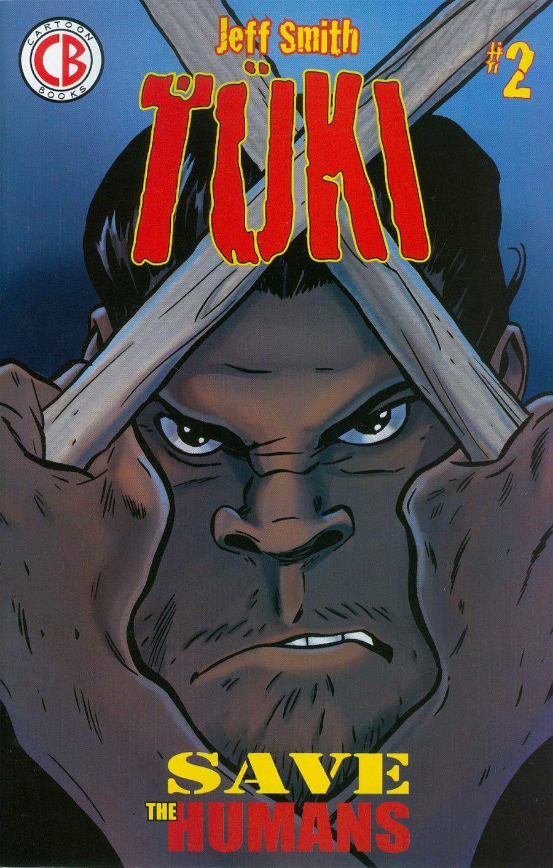 Tuki Save The Humans #2
