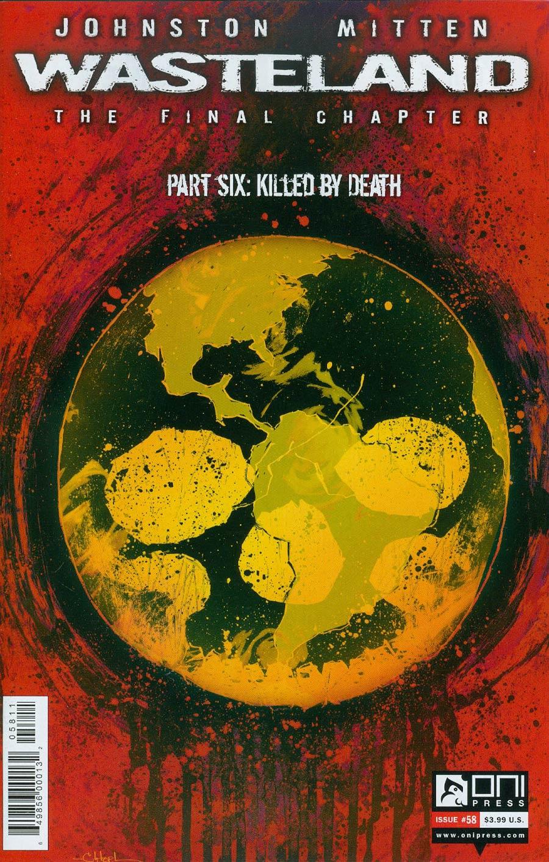 Wasteland (Oni Press) #58