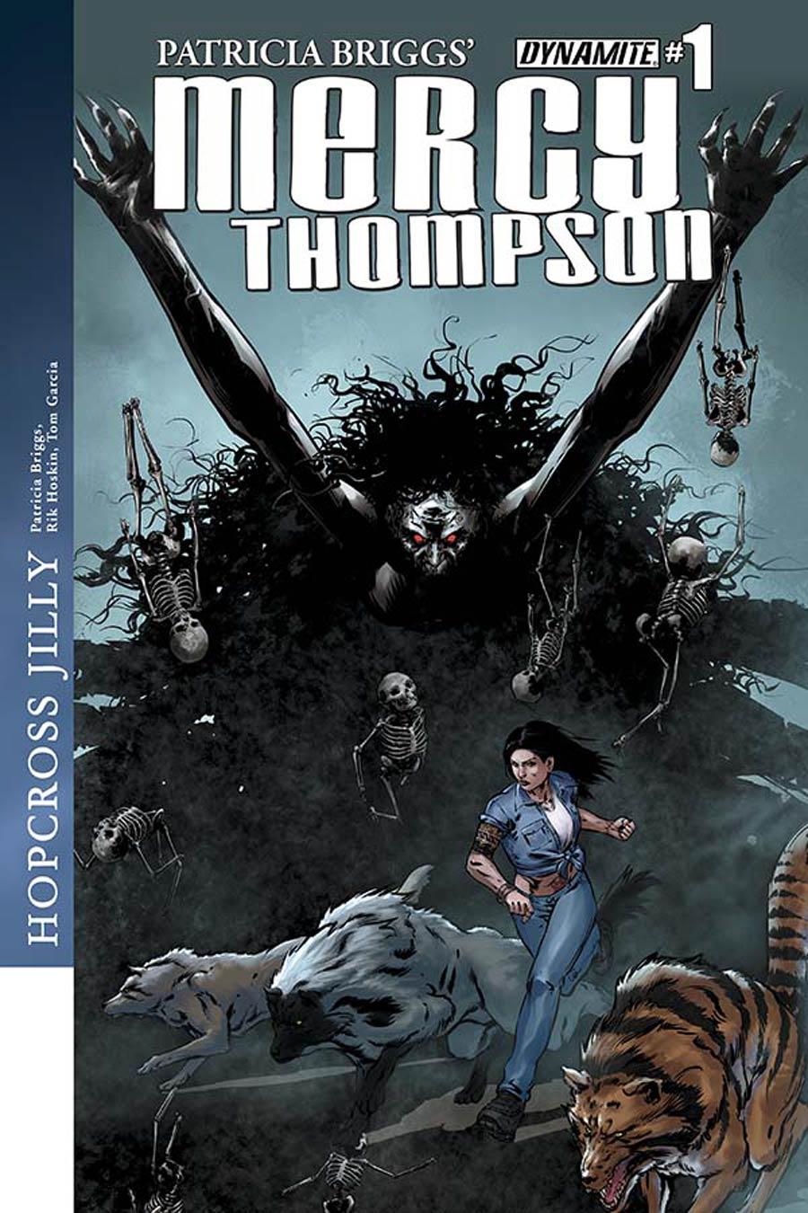 Patricia Briggs Mercy Thompson #1 Cover A Regular Tom Garcia Cover