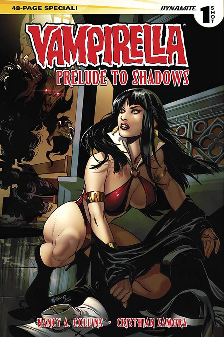 Vampirella Prelude To Shadows One Shot