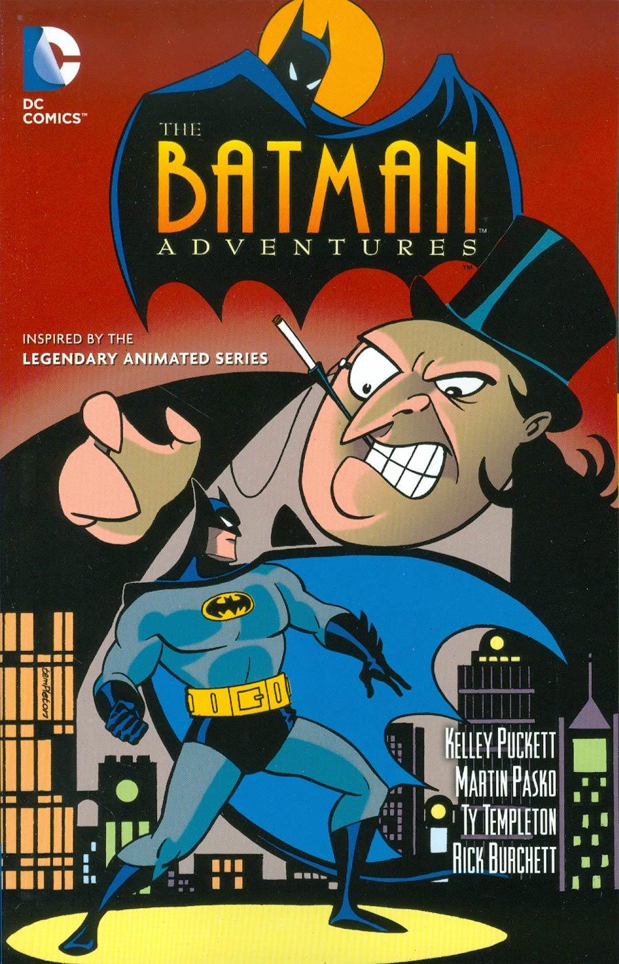 Batman Adventures Vol 1 TP