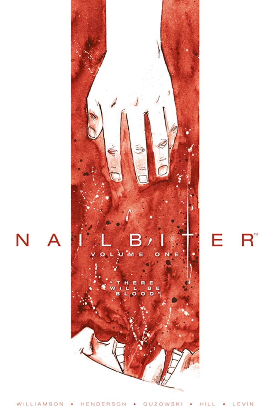 Nailbiter Vol 1 There Will Be Blood TP