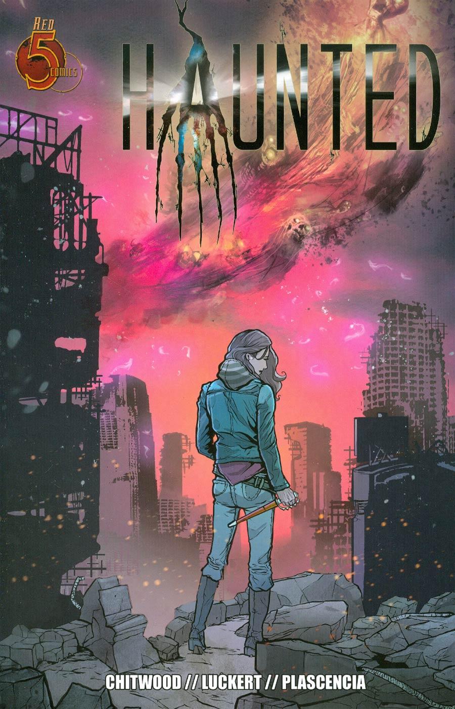 Haunted TP (Red 5 Comics)