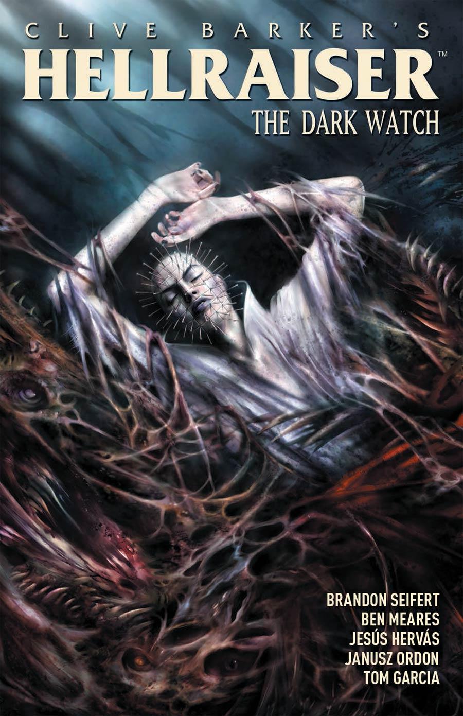 Clive Barkers Hellraiser Dark Watch Vol 3 TP