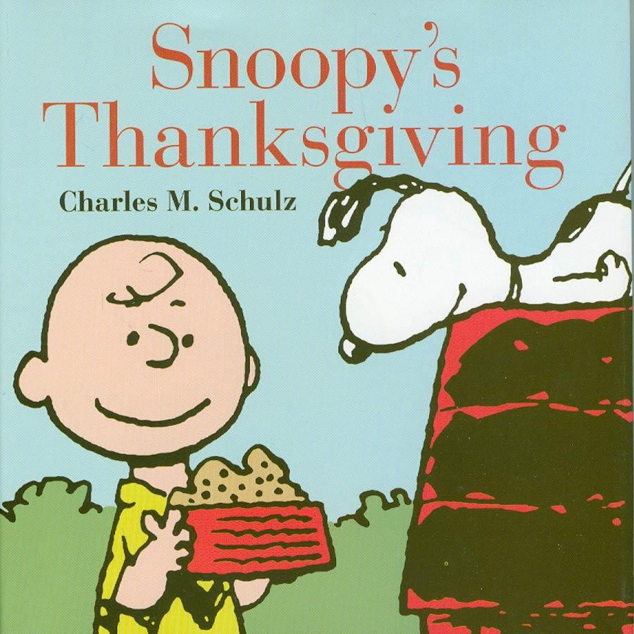 Snoopys Thanksgiving HC