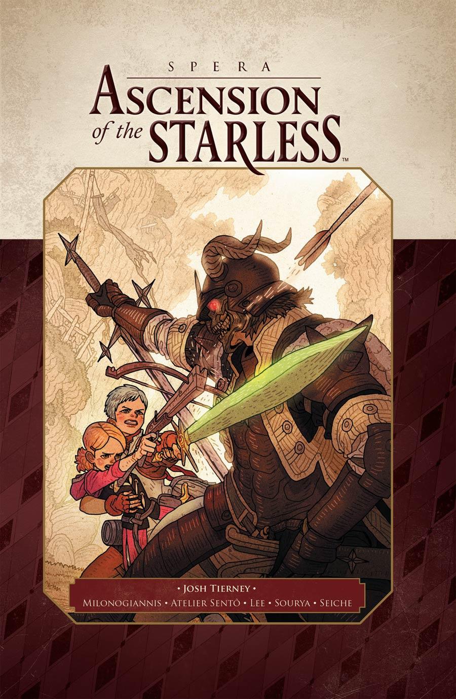Spera Ascension Of The Starless Vol 1 HC