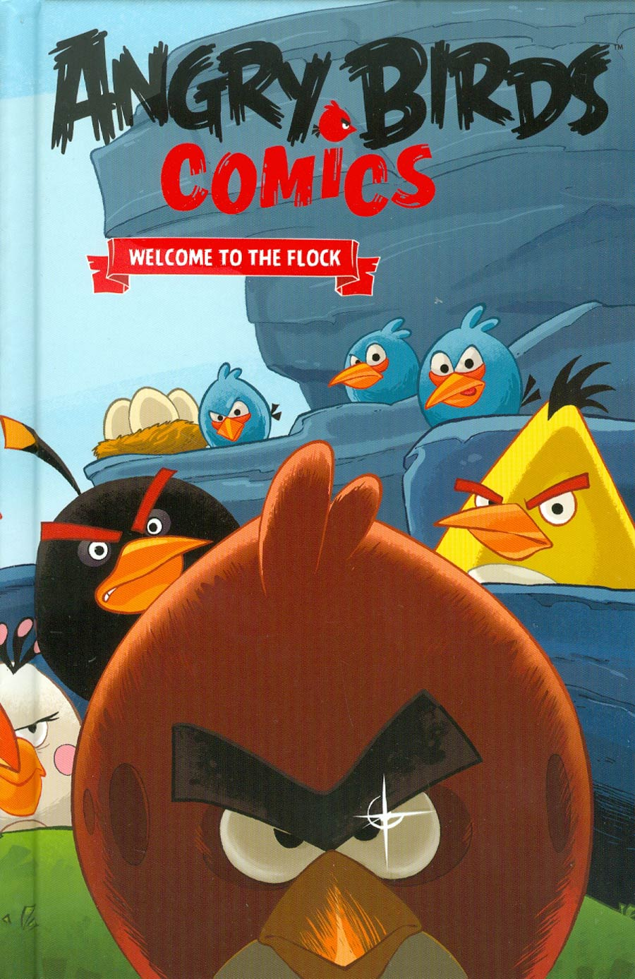 Angry Birds Comics Vol 1 Welcome To The Flock HC