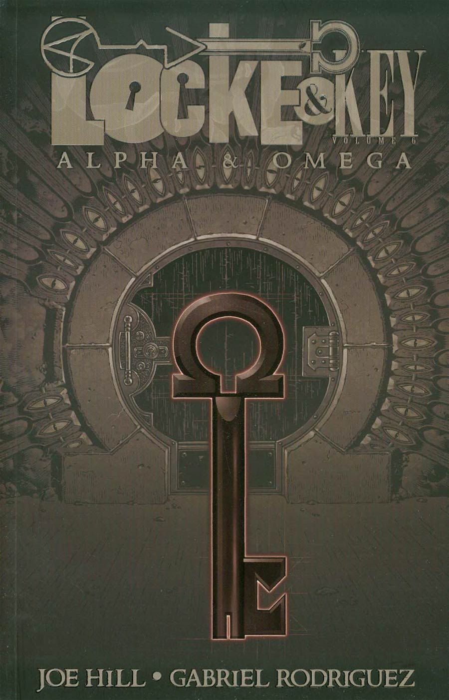 Locke & Key Vol 6 Alpha & Omega TP