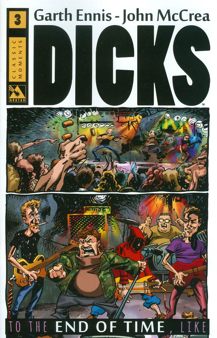 Dicks End Of Time #3 Cover C Incentive Classic Moment Cover