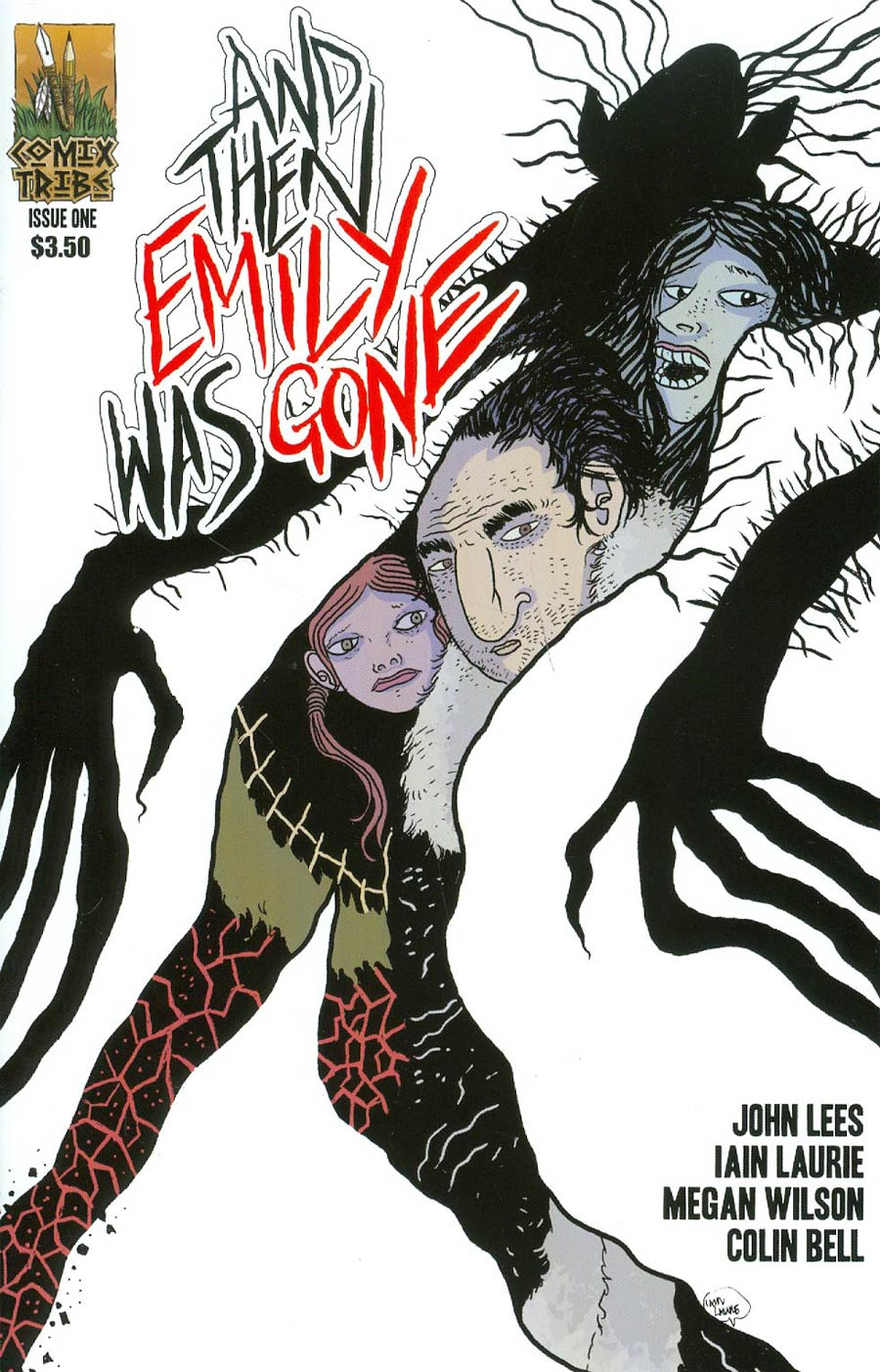 And Then Emily Was Gone #1 Cover A Iain Laurie