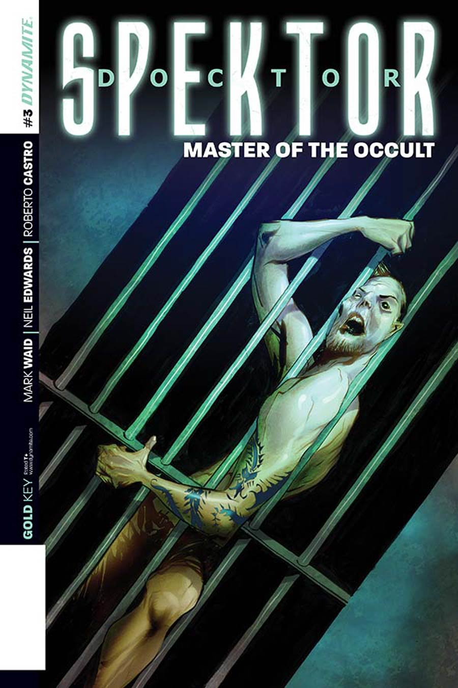 Doctor Spektor Master Of The Occult #3 Cover D Incentive Jae Lee Variant Cover