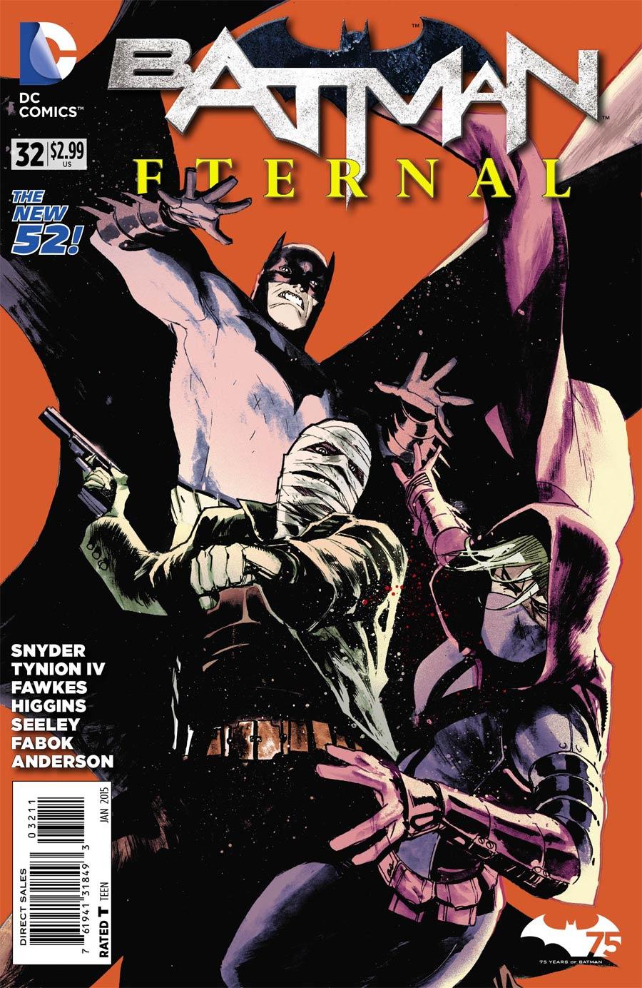 Batman Eternal #32