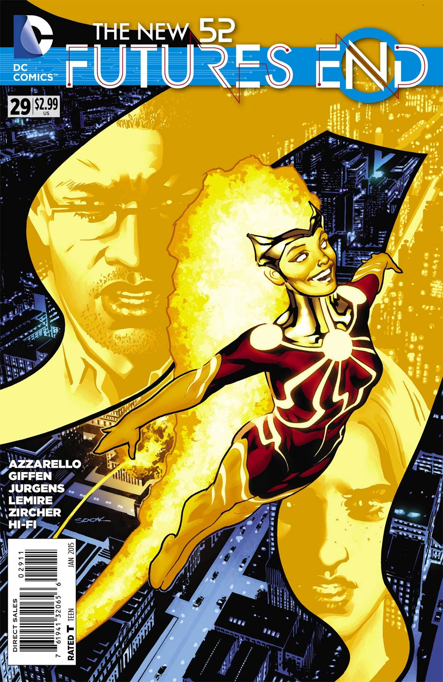 New 52 Futures End #29