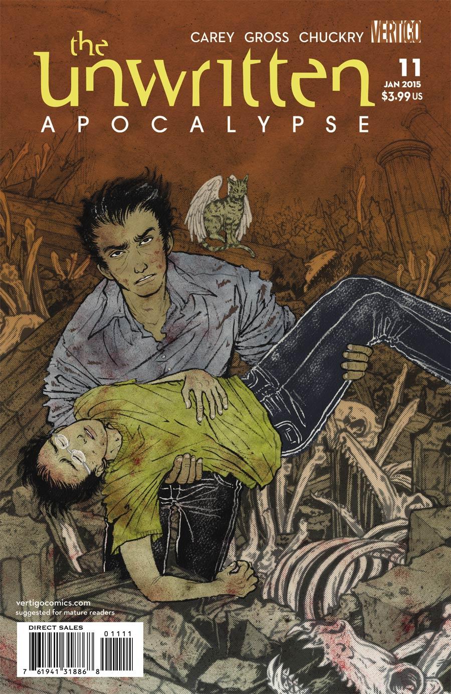Unwritten Vol 2 Apocalypse #11