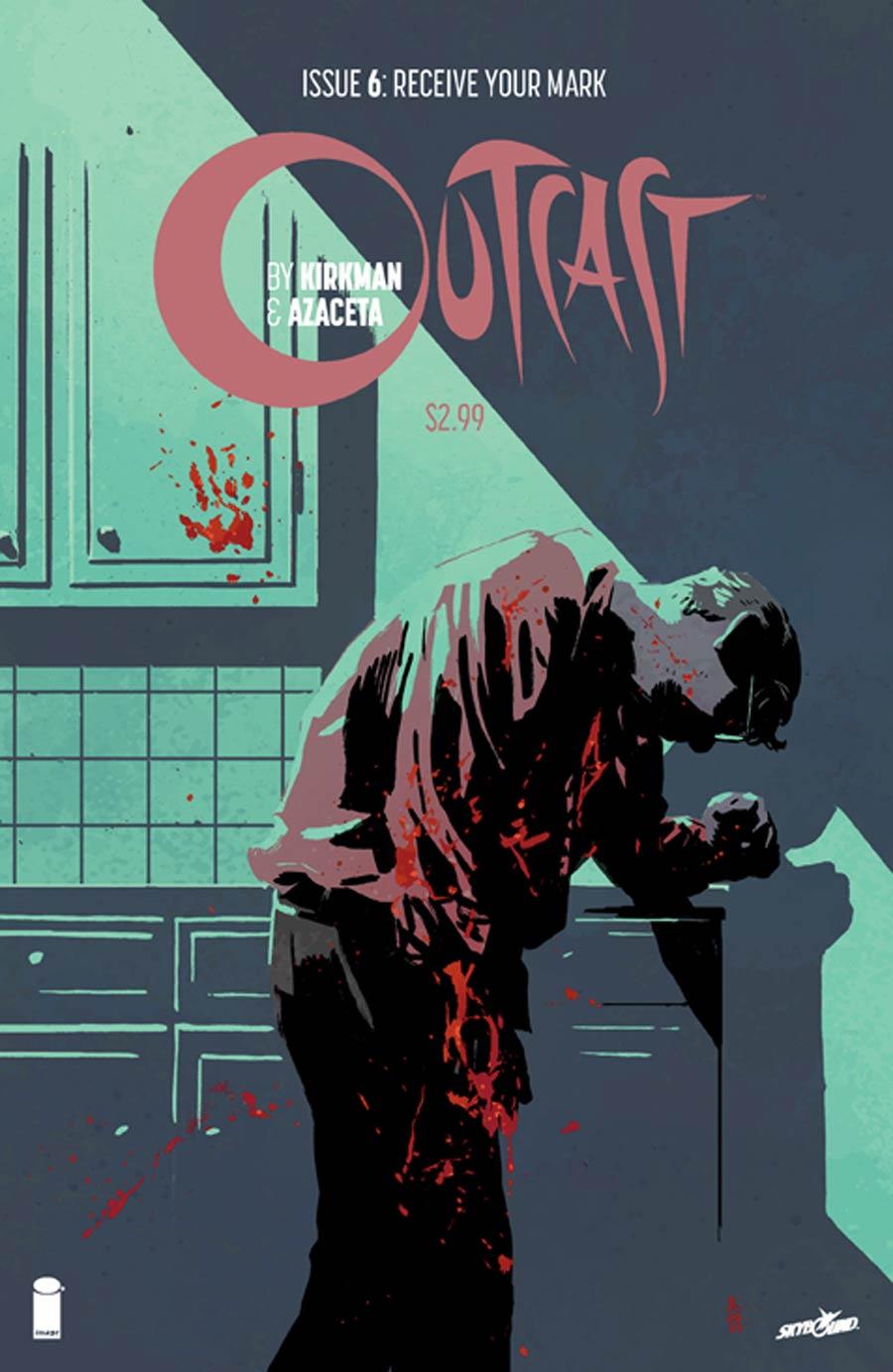 Outcast By Kirkman & Azaceta #6 Cover A 1st Ptg