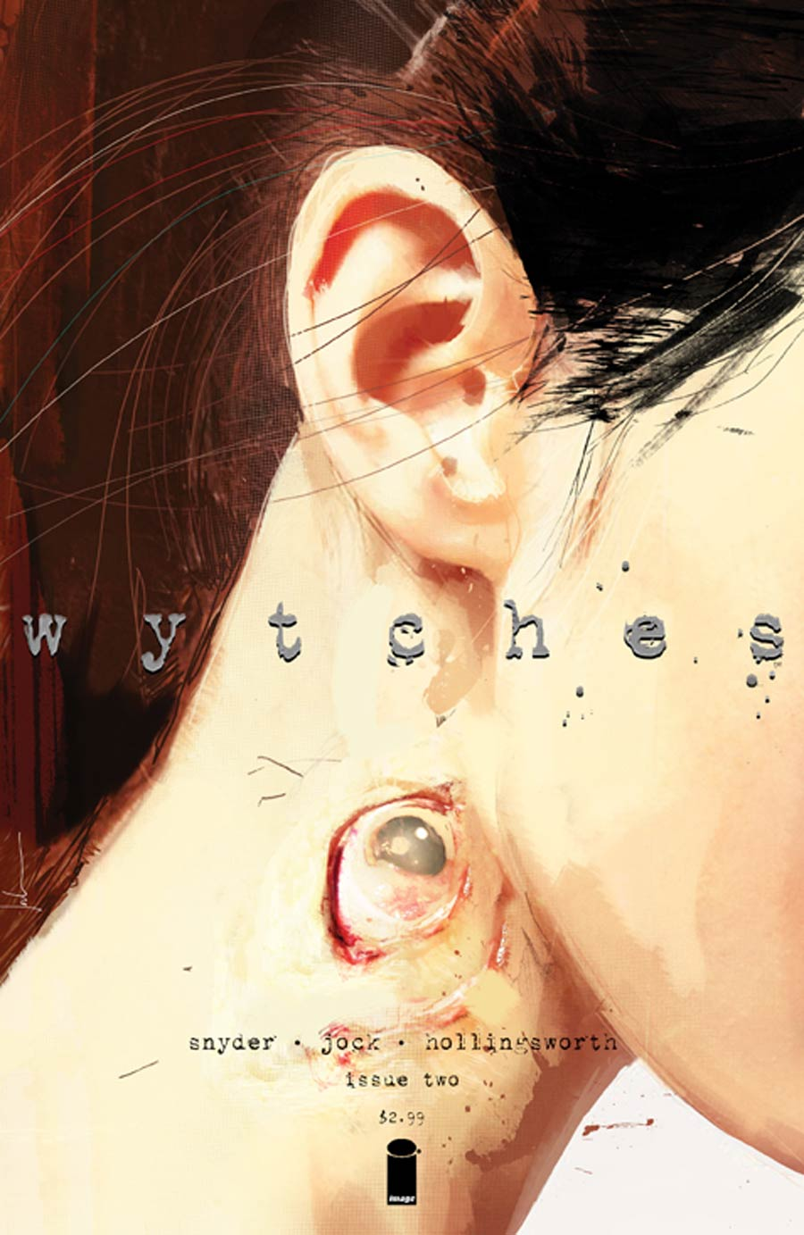 Wytches #2 Cover A 1st Ptg