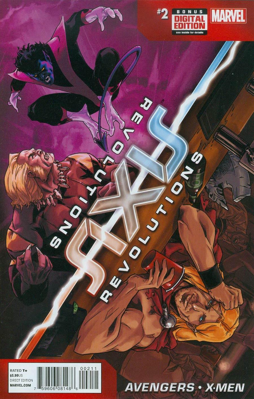 AXIS Revolutions #2