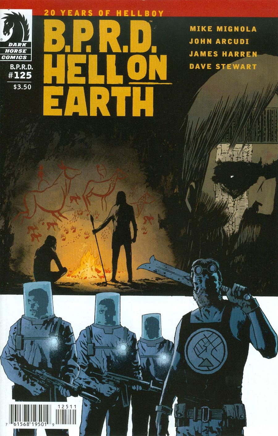 BPRD Hell On Earth #125