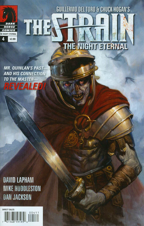Strain The Night Eternal #4