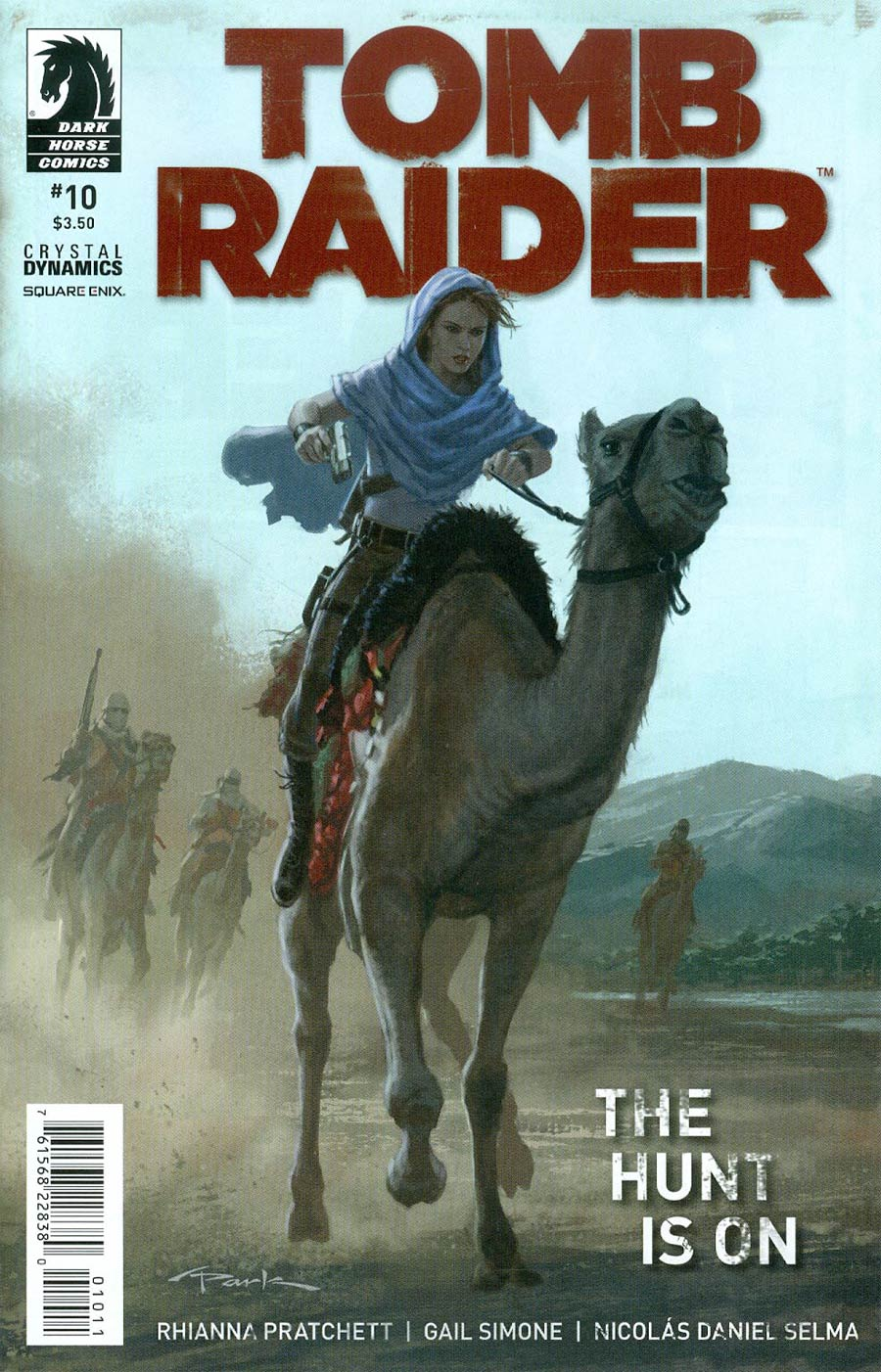 Tomb Raider Vol 2 #10