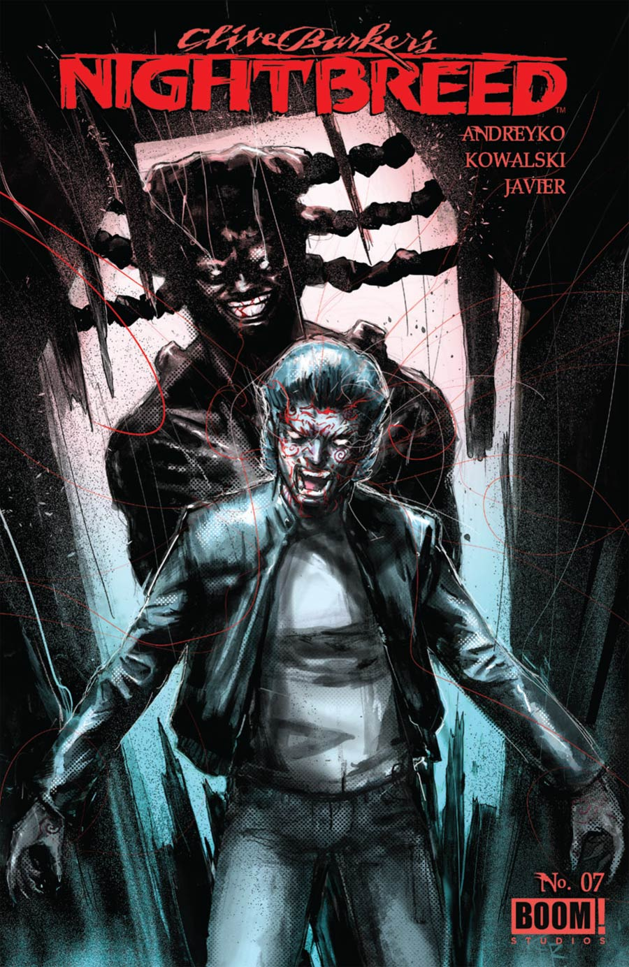 Clive Barkers Nightbreed Vol 2 #7 Cover A Regular Riley Rossmo Cover