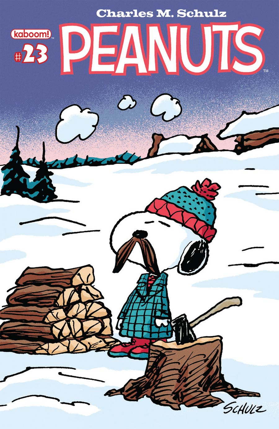 Peanuts Vol 3 #23