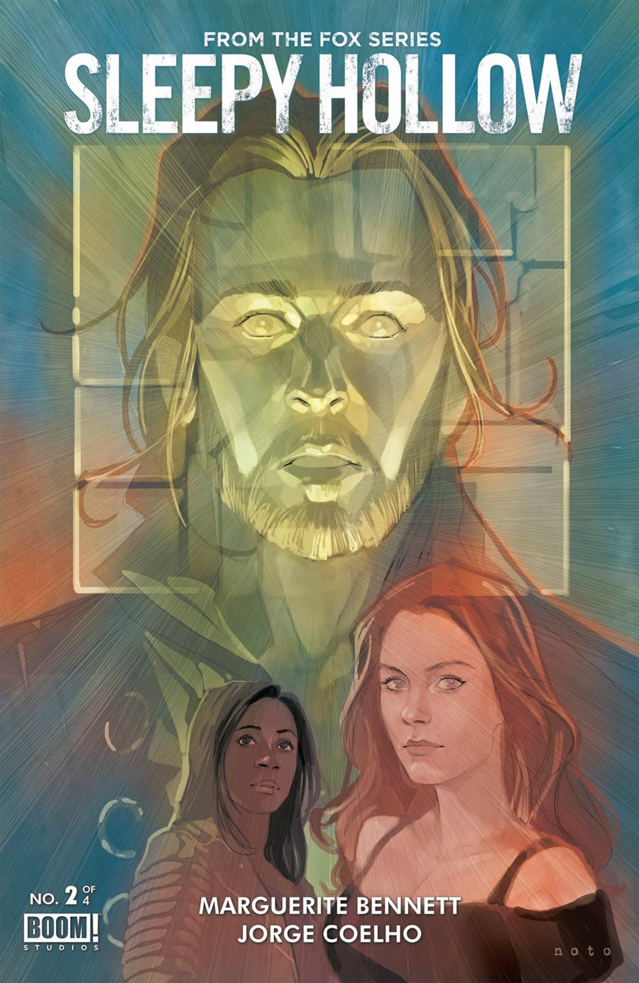 Sleepy Hollow #2 Cover A Regular Phil Noto Cover