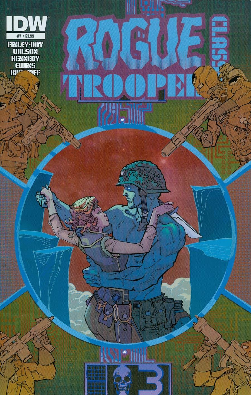 Rogue Trooper Classics #7 Cover A Regular John McCrea Cover