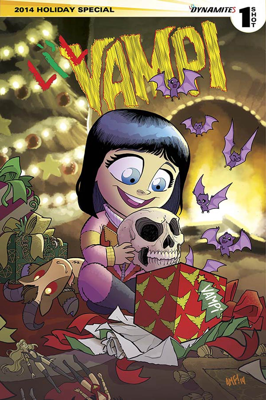 Lil Vampi Holiday Special 2014 One Shot