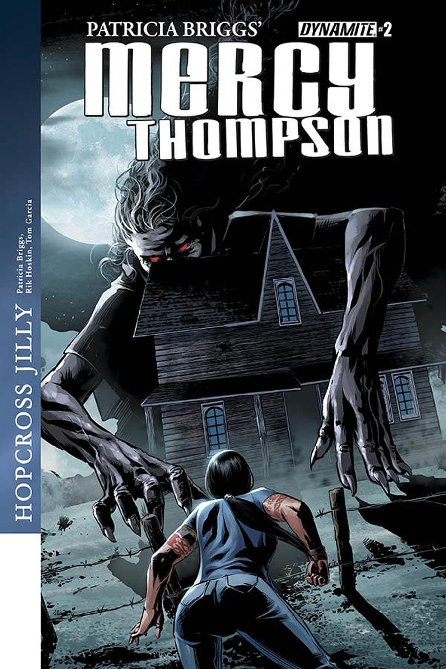 Patricia Briggs Mercy Thompson #2 Cover A Regular Tom Garcia Cover