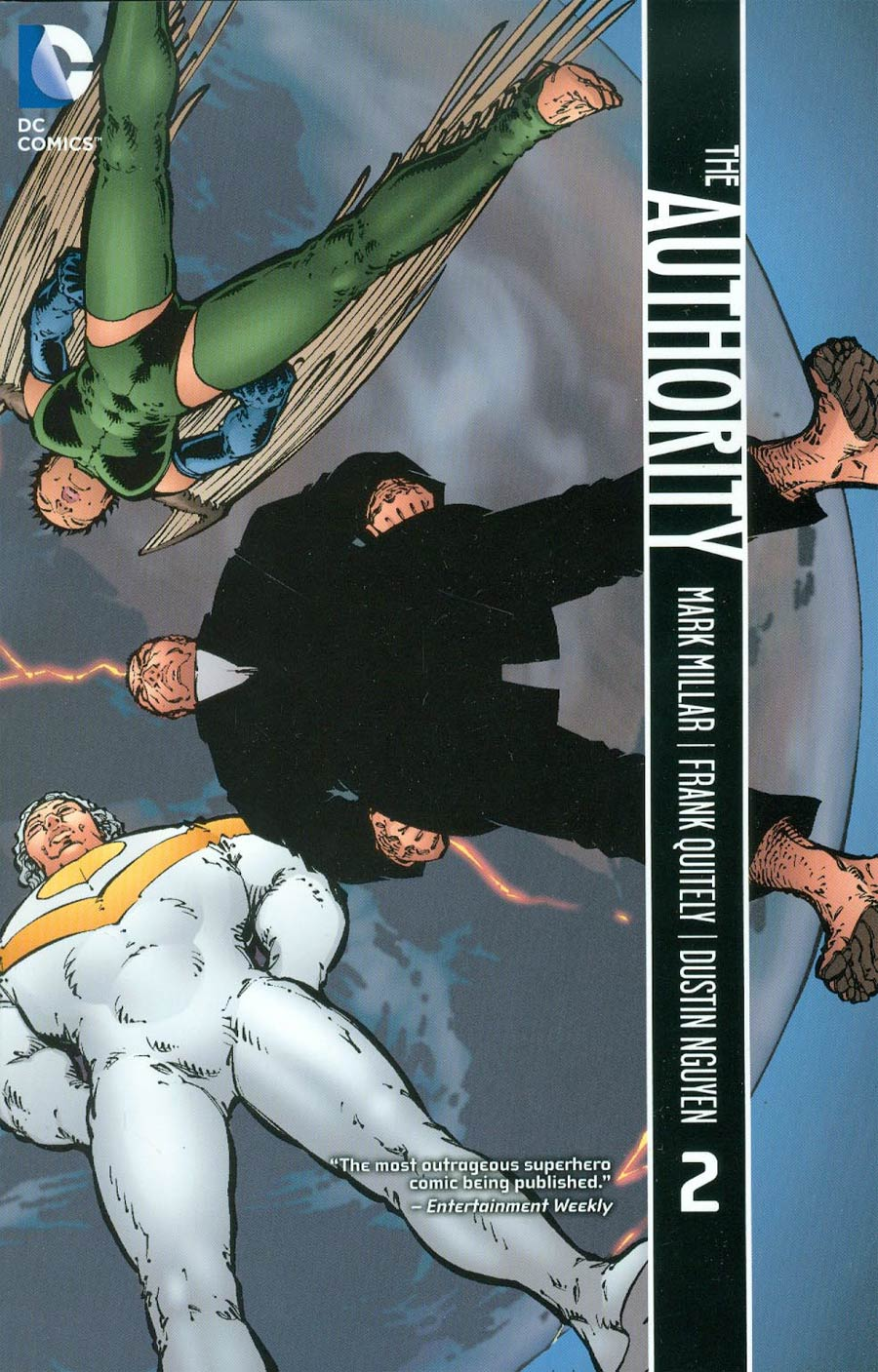 Authority Book 2 TP