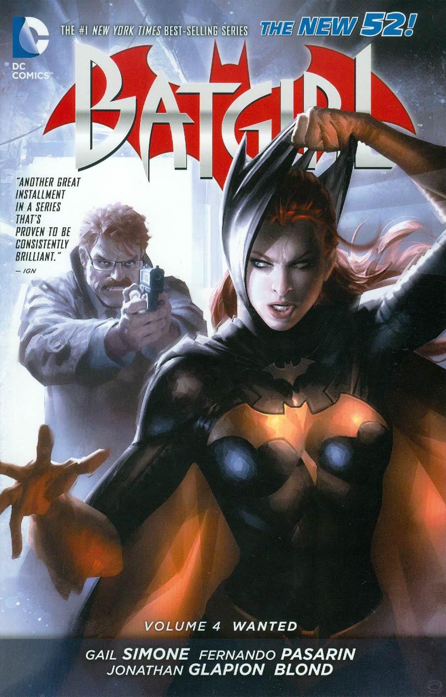 Batgirl (New 52) Vol 4 Wanted TP