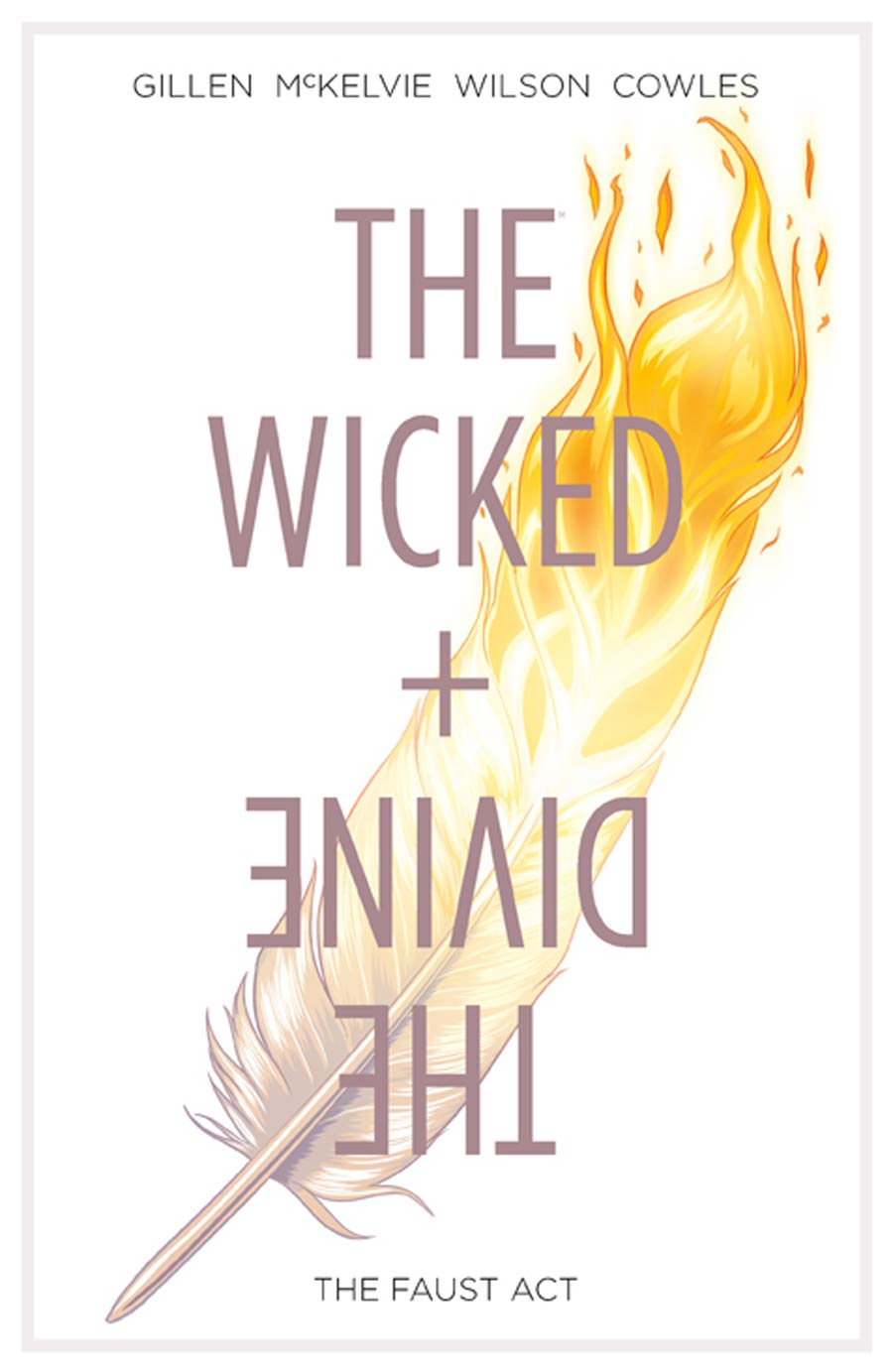 Wicked + The Divine Vol 1 The Faust Act TP