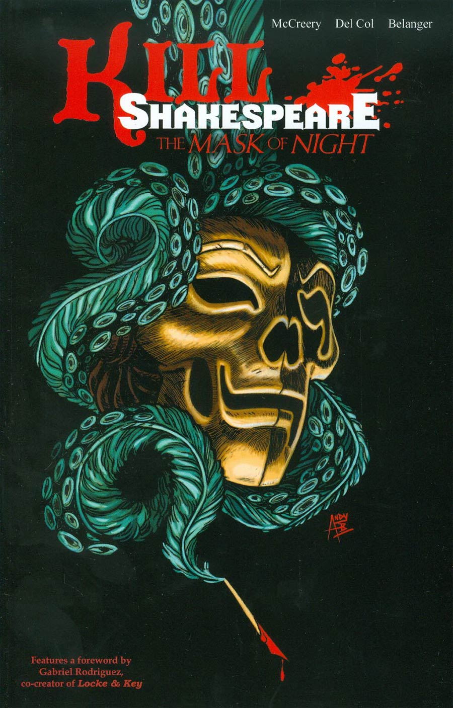 Kill Shakespeare Vol 4 Mask Of Night TP