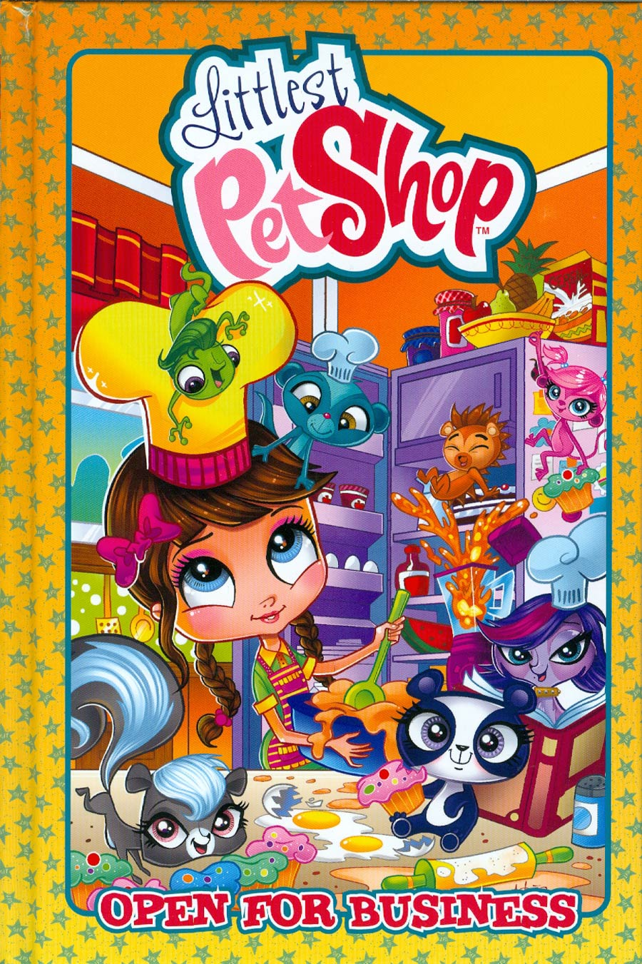 Littlest Pet Shop Open For Business HC
