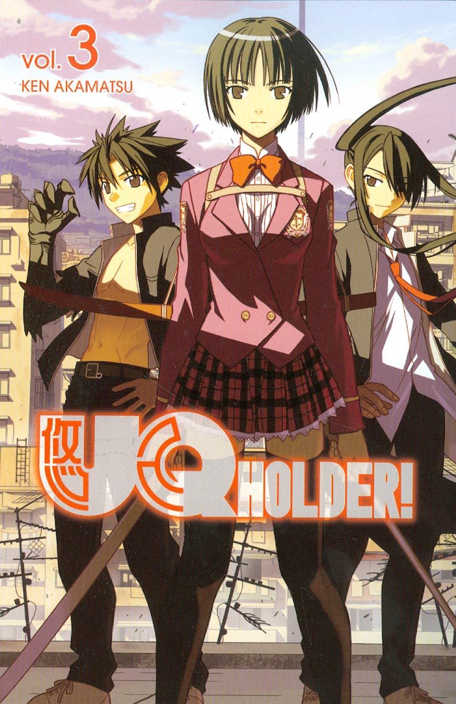 UQ Holder Vol 3 GN