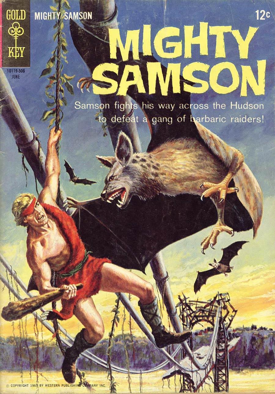 Mighty Samson #2