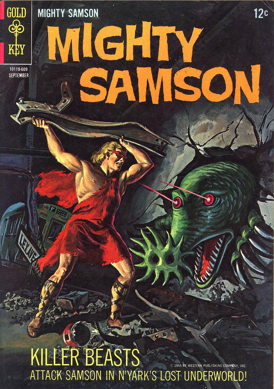 Mighty Samson #7