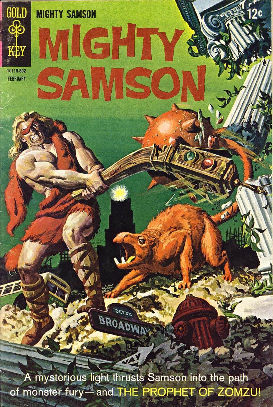 Mighty Samson #13