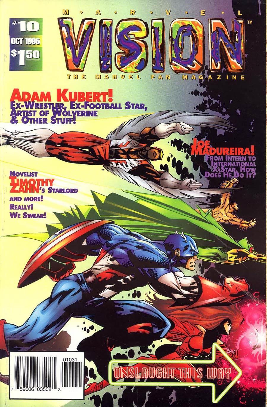 Marvel Vision #10